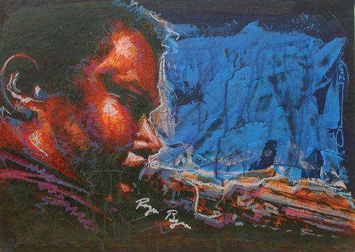 Roger Byam portrayed