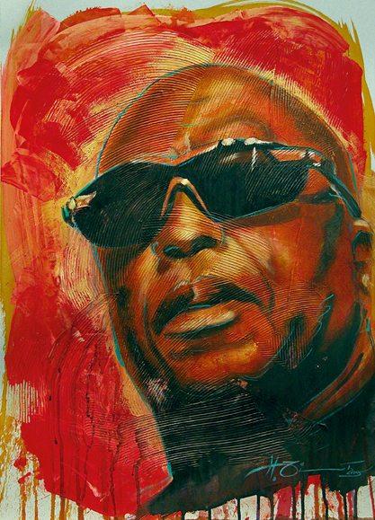Roy Haynes portrait